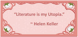 Literature is My Utopia