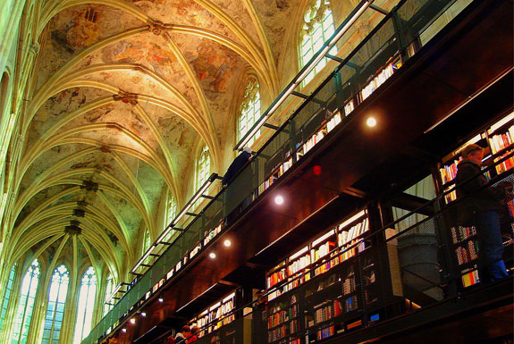 best bookstore m The World's 6 Coolest Looking Bookstores