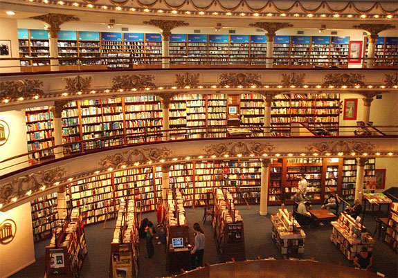 el ateneo 1 The World's 6 Coolest Looking Bookstores