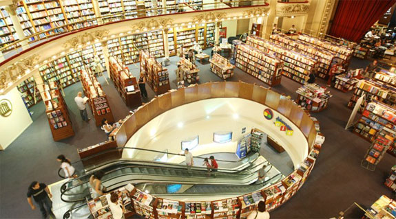 el ateneo 2 The World's 6 Coolest Looking Bookstores