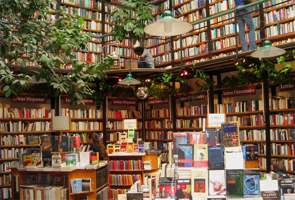 pendulo bookstore The World's 6 Coolest Looking Bookstores
