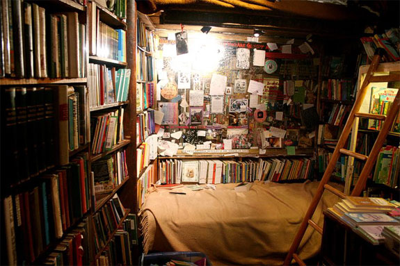 shakespeare paris 1 The World's 6 Coolest Looking Bookstores